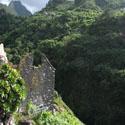 Schlucht auf Madeira